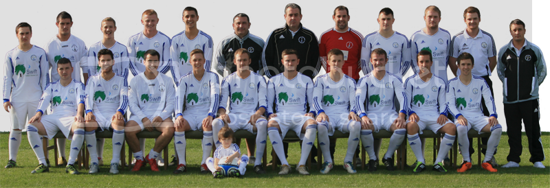 West Auckland Town AFC Season 2011-12