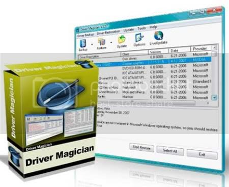 Tng hp cc phn mm t ng tm kim driver