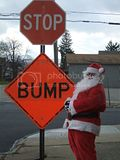 SANTA&#039;S BUMP